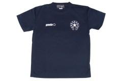 小中台中学校サッカー部 移動用ポロシャツ 2-1