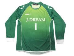 J-DREAMオリジナルGKユニフォーム 1-1