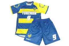 土気南中学校サッカー部ユニフォーム 1-1