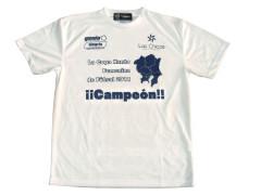 千葉市女子フットサルリーグチャンピオンTシャツ-1
